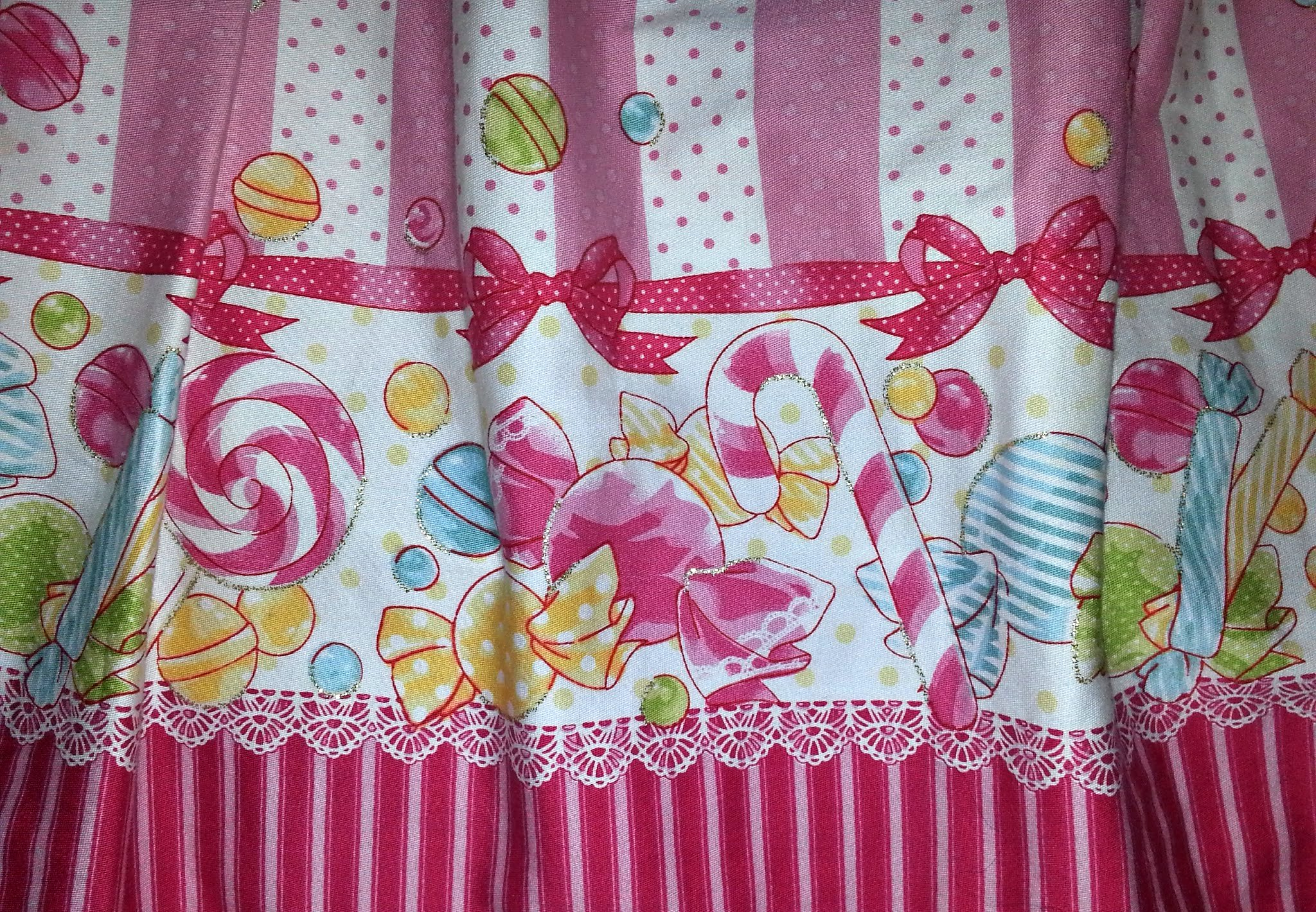 Bodyline Candy Print