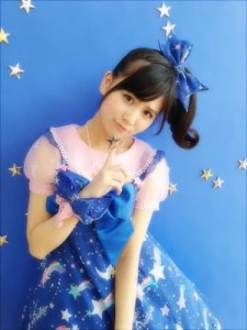 AKB48 Sato Sumire Angelic Pretty Dream Sky Re-release