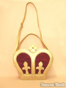 Royal Crown Bag