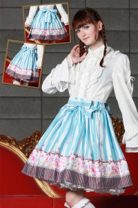 Bodyline Candy Skirt