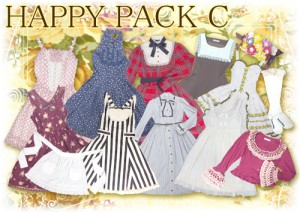 Innocent World Happy Pack C