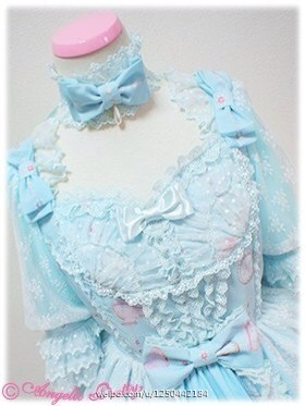 Angelic Pretty x Imai Kira La Princesse Sucre Glorious Night Carnival Special Set OP