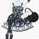 Angelic Pretty Candy JSK Set Lucky Pack 2014