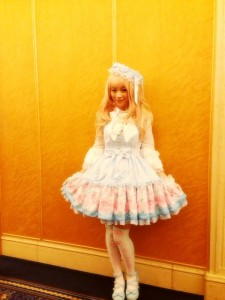 Angelic Pretty Romantic Rose Letter JSK