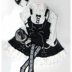 Angelic Pretty Lucky Pack 2014 Dressy Doll Set