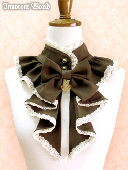 Claudette Removable Collar