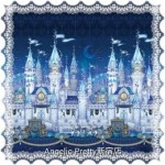 Angelic Pretty Castle Mirage Fabric Swatch