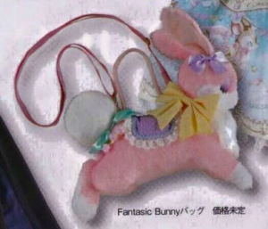 Angelic Pretty Fantastic Bunny Bag Carnival