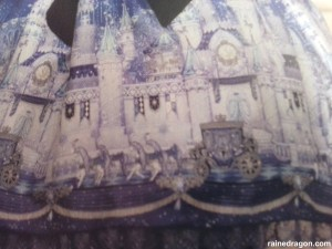 Angelic Pretty Castle Mirrage