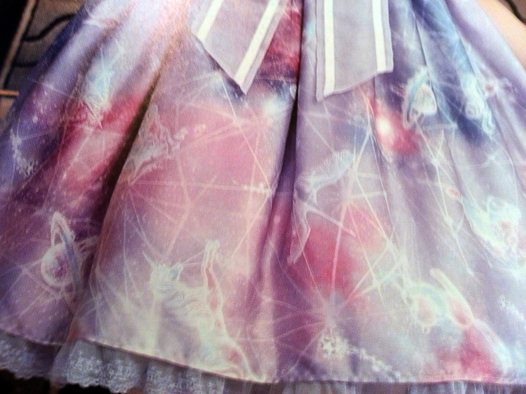 Dreamy Planetarium Angelic Pretty