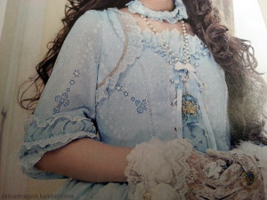 Angelic Pretty Luminous Sanctuary Dress OP Set Bodice