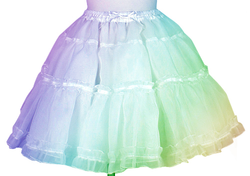What Color Should My Petticoat Be?