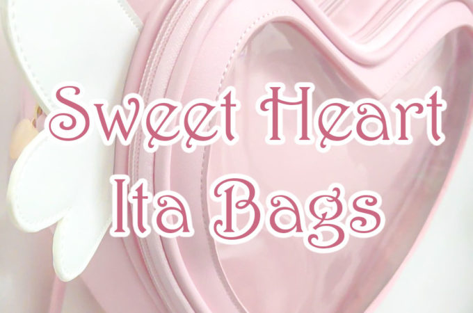 """Sweet Heart"" Ita Bags That Are Perfect For Sweet Lolita"