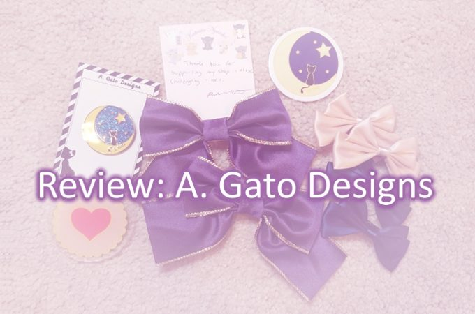 Review: A. Gato Designs