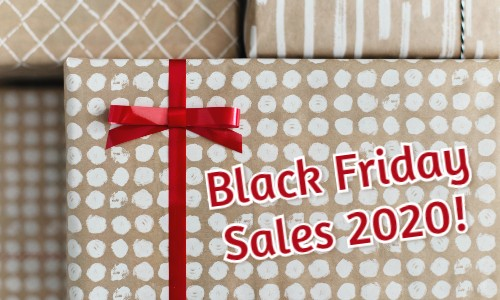 Black Friday / Small Business Saturday / Cyber Monday Lolita Sale Roundup 2020