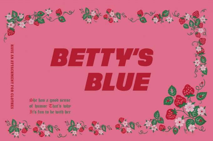 BETTY'S BLUE Revival